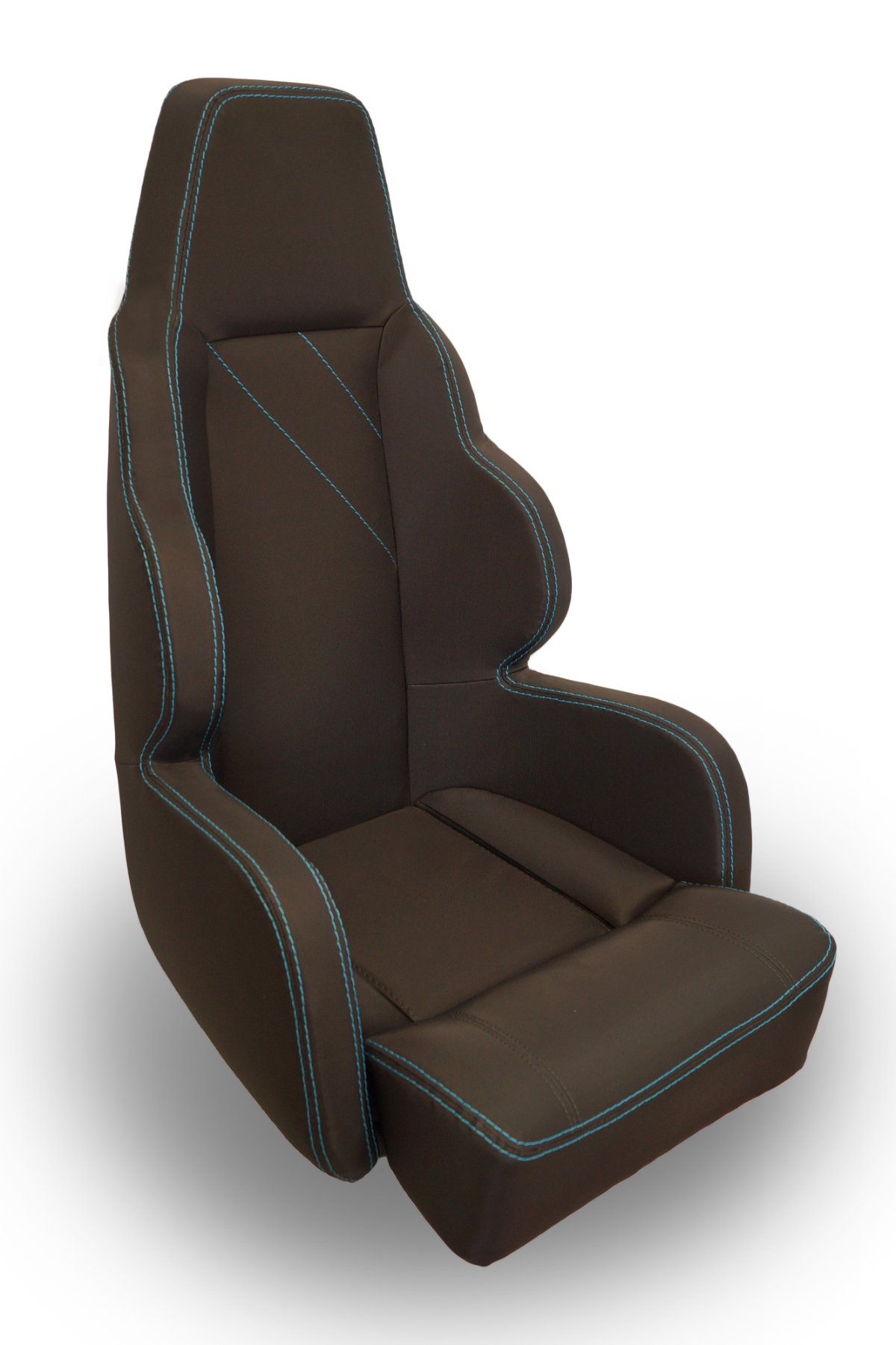 Boat Captain Chair Seat Covers - Velcromag